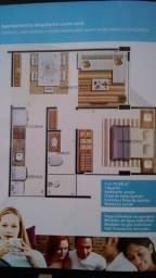 Vende se apartamento no centro de Pato Branco