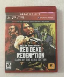 Game PS3 Red Dead Redemption (Game Of The Year Edition)