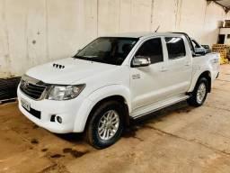 HILUX SRV 4X4 Diesel CD - 2014