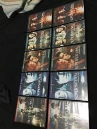 Supernatural ( sobrenatural ) da 1 a 5 temporada