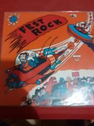 Disco LP Fest Rock