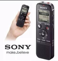 Gravador de voz Sony