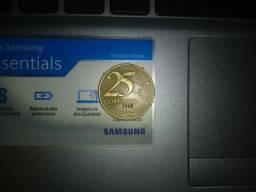 Moeda de 0.25 centavos de 1998