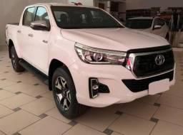 Toyota Hilux cd SRX 2.8 TDI 4x4 2019 - 2019