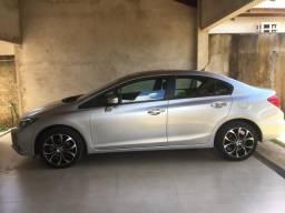 Honda Civic EXR 13/14 + parcelas - 2014