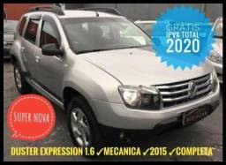 Renault Duster Expression 1.6 Flex 2015 - Super Conservada! - 2015