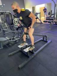 Remada T-Bar Musculação