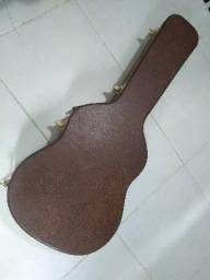 Case Solid Sound p/ violão clássico em madeira (até 12x sem juros)
