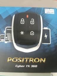 Alarme positron cyber tx360