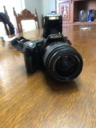 Câmera Profissional Sony SLT-A33