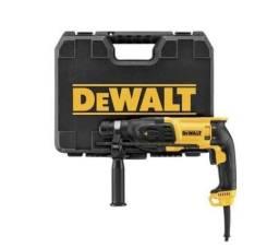 Martelete perfurador rompedor 800 watts sd - Dewalt 220V 10X no cartão s/ juros