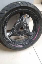 Rodas de moto sandal future