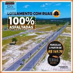 Loteamento em Horizonte as Margens da BR 116 a 30 minutos de Fortaleza