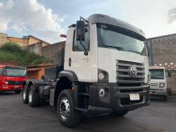 Vw 31330 constelation 17/18 6x4 guincho pesado