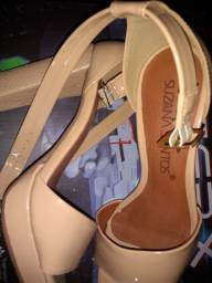 Sandália salto 7cm