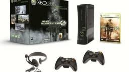 Xbox 360 Elite 250gb Modern Warfare 2 edition