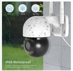 Câmera de segurança IP Wifi 3mp 1080p