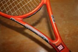 Raquete de tênis Wilson (última oferta)