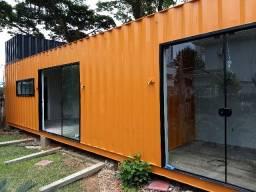 Casa container, pousada, kit net, plantao de vendas escritorio em Cuiabá