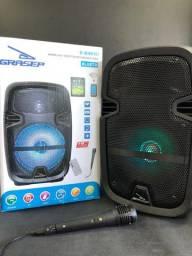 Caixa de som e speakers-(Lojas Wiki)