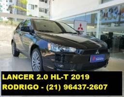 Lancer 2.0 HL-T 2019 - Muito novo! Rodrigo - *