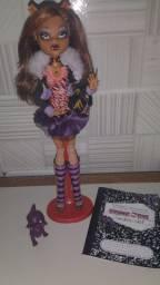 Monster High Clawdeen Wolf 2010