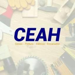 CEAH Gesseiro e Pintura