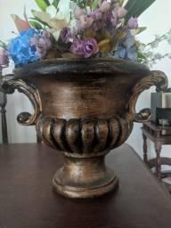 Vendo Vaso de fibra para decoração.