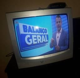 Televisão 20 polegadas