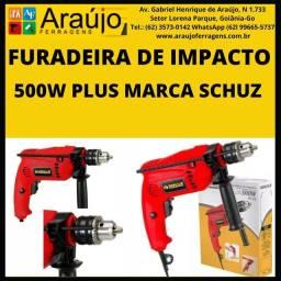 Título do anúncio: Furadeira de Impacto 500w Plus - Schulz