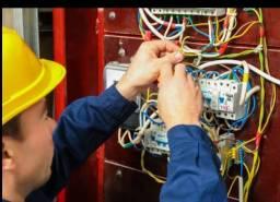 Eletricista e bombeiro hidraulico urgente