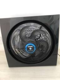 Circulador de Ar Turbo Silêncio Maxx Repelente Líquido C97 127 Volts-Arno Semi Novo