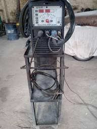 Máquina de solda MaxxiTIG 200P AC/DC