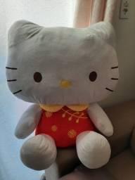 Urso Ursão grande Hello Kitty