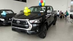 Título do anúncio: Toyota hilux cd srx diesel  0km 21/21