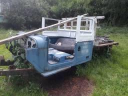 Sucata peças Toyota bandeirante cabine dupla