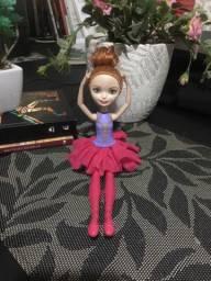 Vendo Barbie original, bailarina original e rapunzel original