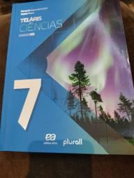 Livro usado - Telaris Ciências - 7 ano