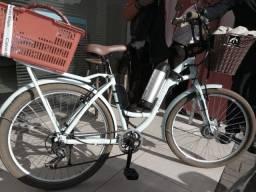 Bicicleta elétrica E-moving - Ano 12/2018