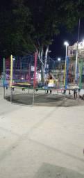 Locação de pula pula 3.66m