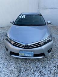 Toyota Corolla Xei AT PRATA GNV 5 2016