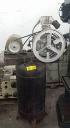 Compressor De Ar Arf Mod. Od4 Reservatório Vertical