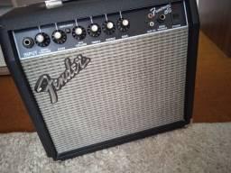 Vendo Amplificador Fender Frontman 15G - 15 watts -  Não troco, só venda