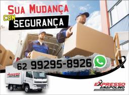 CAMINHÄO DE MUDANÇAS