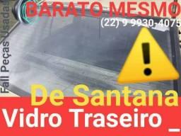 Título do anúncio: Vidro Traseiro Santana / Barato