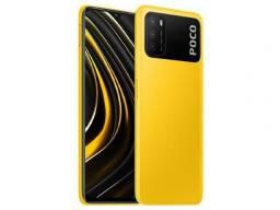 Celular Xiaomi - Poco M3 128Gb Amarelo - Na Point Mi