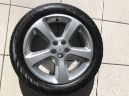 Rodas originais gm tracker 18 com pneus