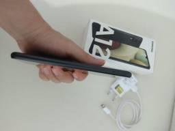 A12 com 8 meses de garantia celular top