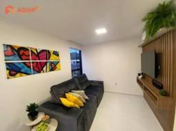 Título do anúncio: Apartamento novo a venda, 02 dormitórios, mobiliado e decorado - Bairro São Francisco em C