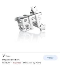 Berloque BFF - Original Vivara